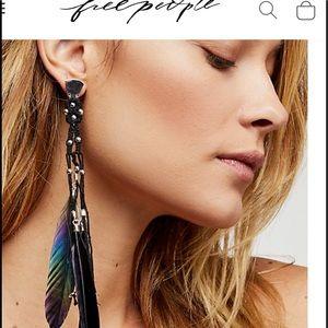 Free people Dream Weaver Earrings